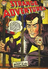 Cover Thumbnail for Strange Adventures (DC, 1950 series) #81