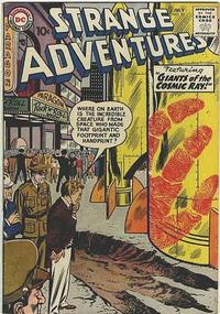 Cover Thumbnail for Strange Adventures (DC, 1950 series) #82
