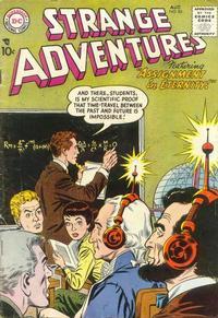 Cover Thumbnail for Strange Adventures (DC, 1950 series) #83