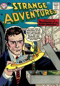 Cover Thumbnail for Strange Adventures (DC, 1950 series) #84