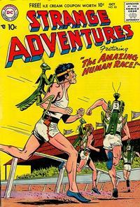Cover Thumbnail for Strange Adventures (DC, 1950 series) #85