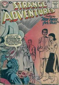 Cover Thumbnail for Strange Adventures (DC, 1950 series) #87