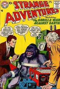Cover Thumbnail for Strange Adventures (DC, 1950 series) #88