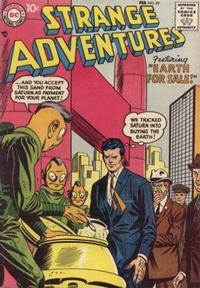 Cover Thumbnail for Strange Adventures (DC, 1950 series) #89