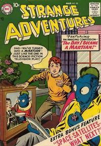 Cover Thumbnail for Strange Adventures (DC, 1950 series) #90