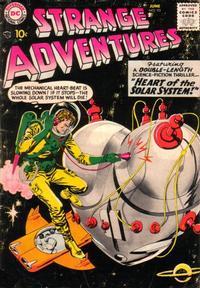 Cover Thumbnail for Strange Adventures (DC, 1950 series) #93