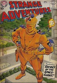 Cover Thumbnail for Strange Adventures (DC, 1950 series) #97
