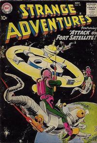Cover Thumbnail for Strange Adventures (DC, 1950 series) #98
