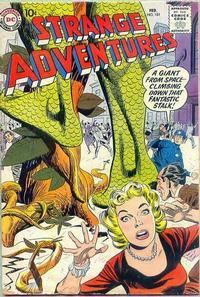 Cover Thumbnail for Strange Adventures (DC, 1950 series) #101