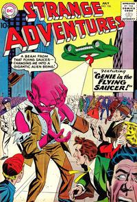 Cover Thumbnail for Strange Adventures (DC, 1950 series) #106