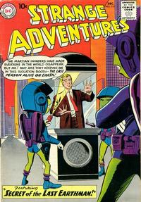 Cover Thumbnail for Strange Adventures (DC, 1950 series) #111