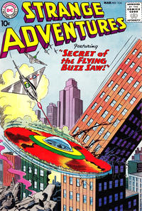 Cover Thumbnail for Strange Adventures (DC, 1950 series) #114