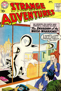 Cover Thumbnail for Strange Adventures (DC, 1950 series) #116