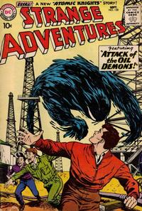 Cover Thumbnail for Strange Adventures (DC, 1950 series) #120