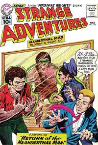 Cover Thumbnail for Strange Adventures (DC, 1950 series) #126