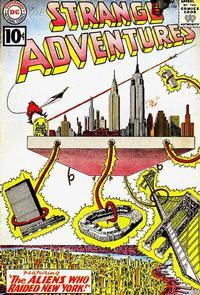 Cover Thumbnail for Strange Adventures (DC, 1950 series) #134