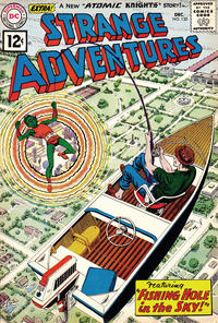 Cover Thumbnail for Strange Adventures (DC, 1950 series) #135