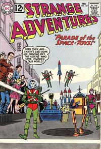 Cover Thumbnail for Strange Adventures (DC, 1950 series) #137