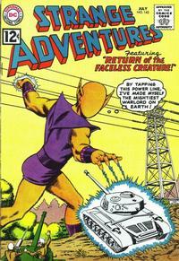 Cover Thumbnail for Strange Adventures (DC, 1950 series) #142