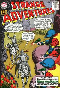 Cover Thumbnail for Strange Adventures (DC, 1950 series) #144