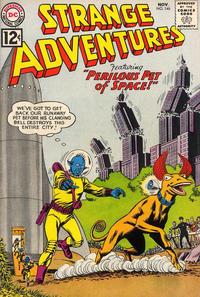 Cover Thumbnail for Strange Adventures (DC, 1950 series) #146