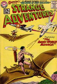 Cover Thumbnail for Strange Adventures (DC, 1950 series) #147