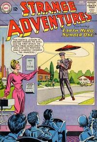 Cover Thumbnail for Strange Adventures (DC, 1950 series) #148