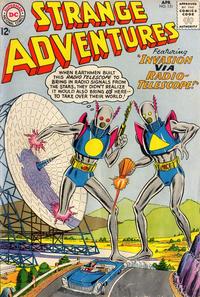 Cover Thumbnail for Strange Adventures (DC, 1950 series) #151