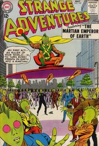 Cover Thumbnail for Strange Adventures (DC, 1950 series) #152