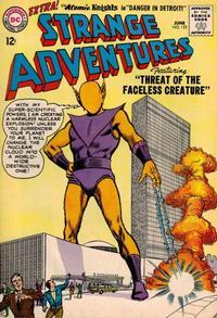 Cover Thumbnail for Strange Adventures (DC, 1950 series) #153