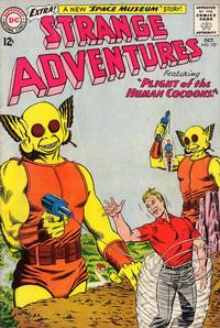 Cover Thumbnail for Strange Adventures (DC, 1950 series) #157