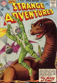 Cover Thumbnail for Strange Adventures (DC, 1950 series) #159
