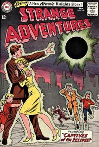 Cover Thumbnail for Strange Adventures (DC, 1950 series) #160