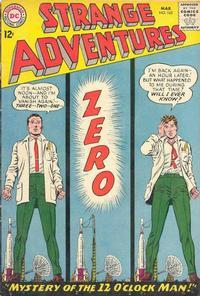 Cover Thumbnail for Strange Adventures (DC, 1950 series) #162
