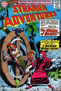 Cover Thumbnail for Strange Adventures (DC, 1950 series) #179