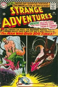 Cover Thumbnail for Strange Adventures (DC, 1950 series) #185