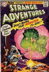 Cover Thumbnail for Strange Adventures (DC, 1950 series) #188