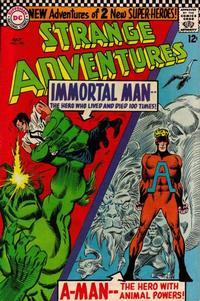 Cover Thumbnail for Strange Adventures (DC, 1950 series) #190