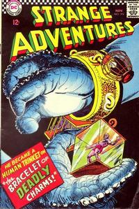 Cover Thumbnail for Strange Adventures (DC, 1950 series) #194