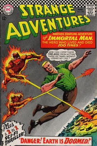 Cover Thumbnail for Strange Adventures (DC, 1950 series) #198
