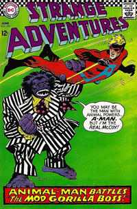 Cover Thumbnail for Strange Adventures (DC, 1950 series) #201