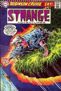 Cover Thumbnail for Strange Adventures (DC, 1950 series) #202