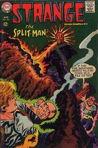 Cover Thumbnail for Strange Adventures (DC, 1950 series) #203