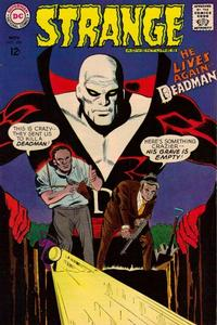 Cover Thumbnail for Strange Adventures (DC, 1950 series) #206
