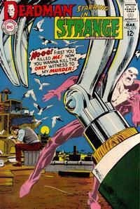 Cover Thumbnail for Strange Adventures (DC, 1950 series) #210