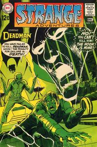 Cover Thumbnail for Strange Adventures (DC, 1950 series) #215