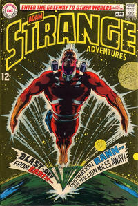Cover Thumbnail for Strange Adventures (DC, 1950 series) #217