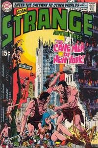 Cover Thumbnail for Strange Adventures (DC, 1950 series) #219