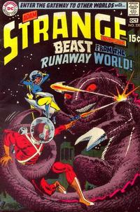 Cover Thumbnail for Strange Adventures (DC, 1950 series) #220