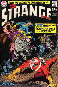 Cover Thumbnail for Strange Adventures (DC, 1950 series) #222